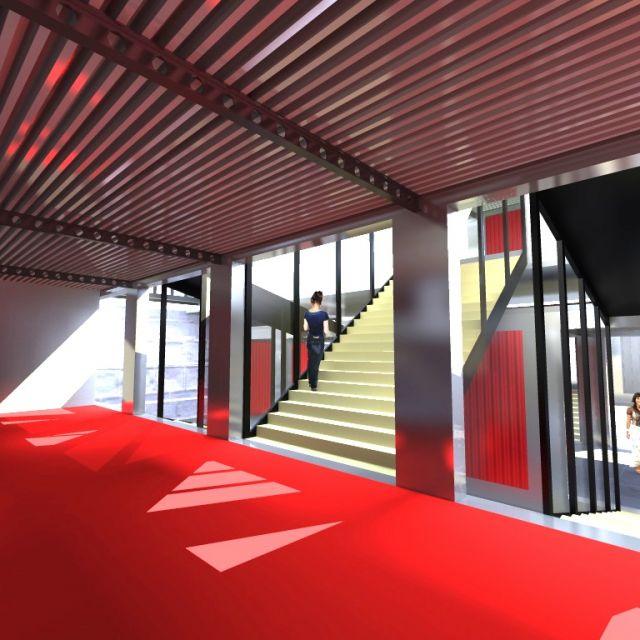 Theaterdok, Antwerpen