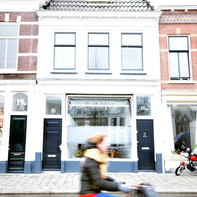 Stadswoning midden in Utrecht